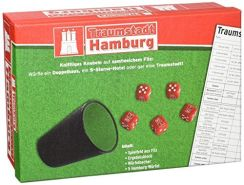 Teepe 23332 - Sportverlag - Hamburg Traumstadt Würfelset