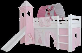 Mobi Furniture Tunnel Princess für Hochbett