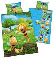 Die Biene Maja Wende-Kinderbettwäsche
