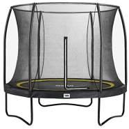 Salta 'Comfort Edition Standard' Trampolin, schwarz, rund, 305 cm Durchmesser, ab 5 Jahren, bis 120 kg belastbar, inkl. Sicherheitsnetz