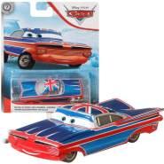 Auswahl Fahrzeuge   Modelle 2020   Disney Cars 3   Cast 1:55 Autos   Mattel Ramone Metallic Union Jack