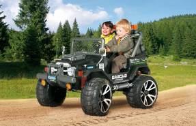 Peg Perego - Superpower, 4x4, Kinderfahrzeug, OD0502
