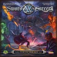 Asmodee Ares Games ARGD0180 Sword und Sorcery - Das Portal der Macht - Erweiterung, Experten-Spiel, Deutsch