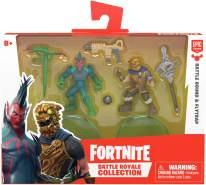 Fortnite 35936 Royale Collection, Duo Figurenset Battle Hound & Flytrap, Actionfiguren Epic-Game, mit Waffen und Ständer, Mehrfarbig