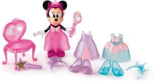 Minnie Mouse 182172MI4 Micky Maus und Freunde Like Princess Fashion Puppe