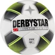 DerbyStar Brillant Aps Hs - weiß/schwarz/gelb 5