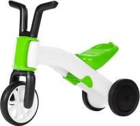 Chillafish Bunzi Laufrad und Dreirad 2-in-1, Spielfahrzeug ab 1 Jahr, für Kinder bis 3 Jahre, für drinnen und draussen, Grün