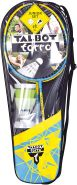 Talbot Torro Unisex Jugend Badminton Set, 2-Attacker Junior, 449501