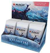 Wizards of the Coast Magic: The Gathering - Kaldheim Set-Booster Display - englisch