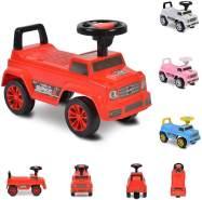 Moni Rutschauto Kinderauto Speed JY-Z12 Musikfunktion, ab 18 Monaten, max. 25 kg rot