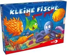 Noris 606101755 Kleine Fische ganz groß - das Brettspiel