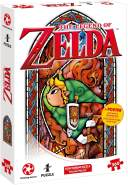 Winning Moves GmbH 11392 - Puzzle: Zelda Link-Adventurer (360 Teile)