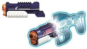 Silverlit Lazer M.A.D. Shotblaster Module-86865, 86865, NC