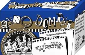 ABACUSSPIELE 09092 - Anno Domini - Europa, Quizspiel