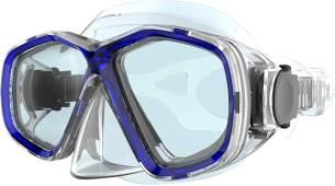 TECNOPRO Herren M7 Tauchmaske, Brilliant Blue, M