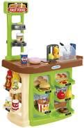 Ecoiffer 7600001788 Imbiss-Stand Spielteille, grün