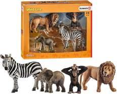 Schleich Wild Life 42387 'Starter-Set' mit 4 Figuren, ab 3 Jahren