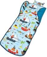 Priebes Sitzauflage Lotte für Kinderwagen Piraten