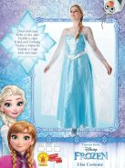 Rubie's 3810243 - Elsa Frozen - Adult, Action Dress Ups und Zubehör, S