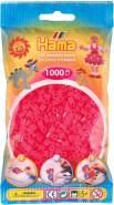 Hama 207-32 Neon Pink Midi Beads 3000 pcs (3x1000pcs)