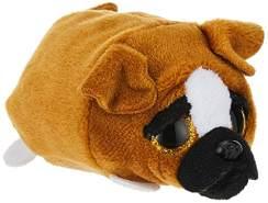 TY Glubschis - Diggs Hund, braun/weiß - Teeny Tys - 10 cm