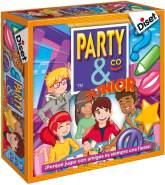 Diset Party & Co Spiel Party & Co Junior Sin Talla bunt