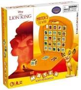 Winning Moves 035507 Simba Match König der Löwen - Das Kinderspiel für 2 Spieler oder Teams ab 4 Jahren, Würfelspiel, Einheitsgröße