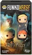 Funko 43497 Harry Potter 101 Funkoverse Erweiterungspaket (2 Charaktere Pack) Brettspiel, Multi Colour