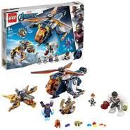 LEGO Marvel Super Heroes - Avengers Hulk Helikopter Rettung 76144