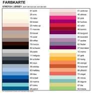 Kneer Easy-Stretch Jersey Spannbetttuch, Farbe:97 Lilie;Größe:180x200-200x220 cm