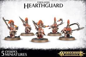 Dwarf Fyreslayers Auric Hearthguard Warhammer