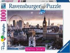 Ravensburger Puzzle 14085 - London - 1000 Teile