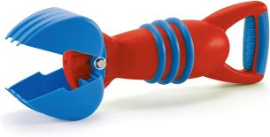 Hape E8207 - Greifer, Strandspielzeug/Sandspielzeug, rot