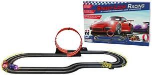Besttoy Autorennbahn mit Looping - Speedy Loop Racing