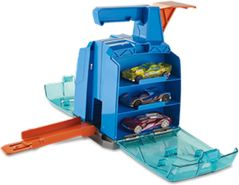 Hot Wheels GCF92 - Track Builder System Rennstarter, Spielzeug ab 4 Jahren
