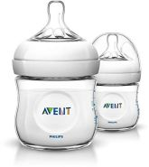 Philips Avent SCF699/17 Naturnah-Flasche, transparent, 1er Pack (1 x 60 ml)