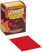 Arcane Tinmen 10021 - Dragon Shield: Crimson, 100 Stück