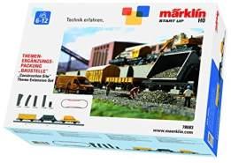 Märklin Start up 78083 - Themen-Ergänzungspackung 'Baustelle'