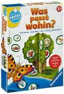 Ravensburger Spielen und Lernen 24720 - Was passt wohin?