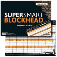 Denkriesen 'Super Smart Blockhead' -