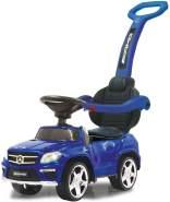 Jamara 460307 'Rutscher Mercedes-Benz AMG GL63 blau 2in1' ab 12 Monaten, bis 23 kg belastbar, blau