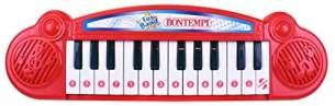 Bontempi 12 2407 klaviere, rot