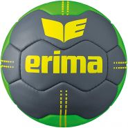 Erima Pure Grip No. 2, hellgrau/green, Gr. 3