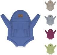 Lorelli Babytrage Holiday ab 4 Monate, ideal für Reisen mit kleiner Tasche blau