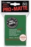 Ultra Pro 82652 - Sleeves Pro-Matte Green (50)