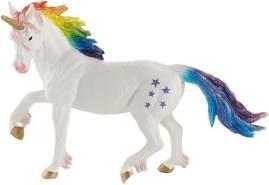 MOJO 387296 Einhorn Regenbogen Spielzeugfigur, Mehrfarbig