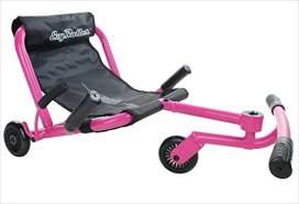 EzyRoller Classic Kinderfahrzeug Dreirad Sitz Spielzeug, Farbe: pink