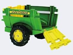 Rollytoys 122103 rollyFarm Trailer John Deere