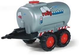 Rolly Toys rollyTanker Fassanhänger (für Kinder von 3 - 10 Jahre, Zweiachsanhänger, Befüllung bis zu 30 Liter) 122127