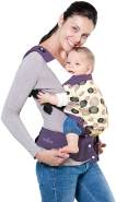 AMAZONAS Babytrage Smart Carrier Blueberry 0-3 Jahre bis 15 kg